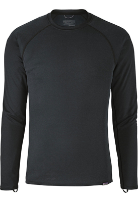 photo: Patagonia Capilene 3 Midweight Crew base layer top