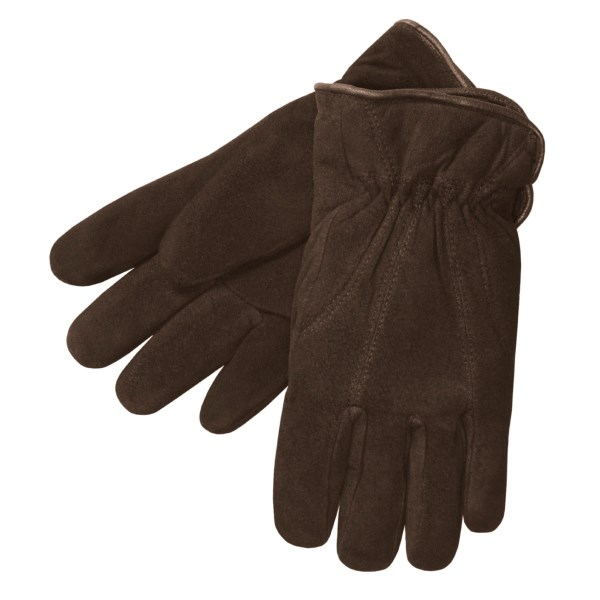 photo: Auclair Deerskin Gloves insulated glove/mitten