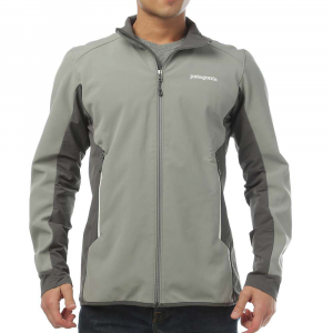 photo: Patagonia Adze Hybrid Jacket soft shell jacket