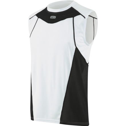 photo: Louis Garneau Flex Run Tank Top short sleeve performance top
