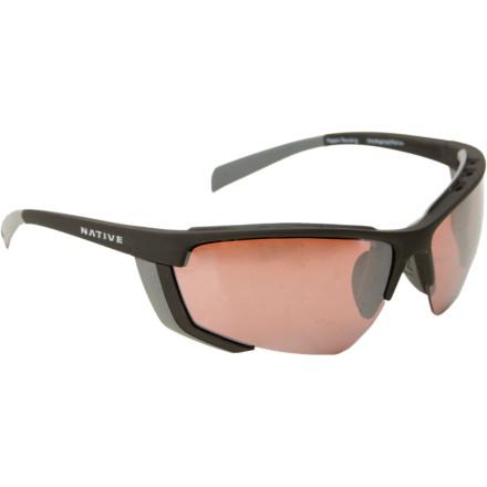 photo: Native Eyewear Vim sport sunglass