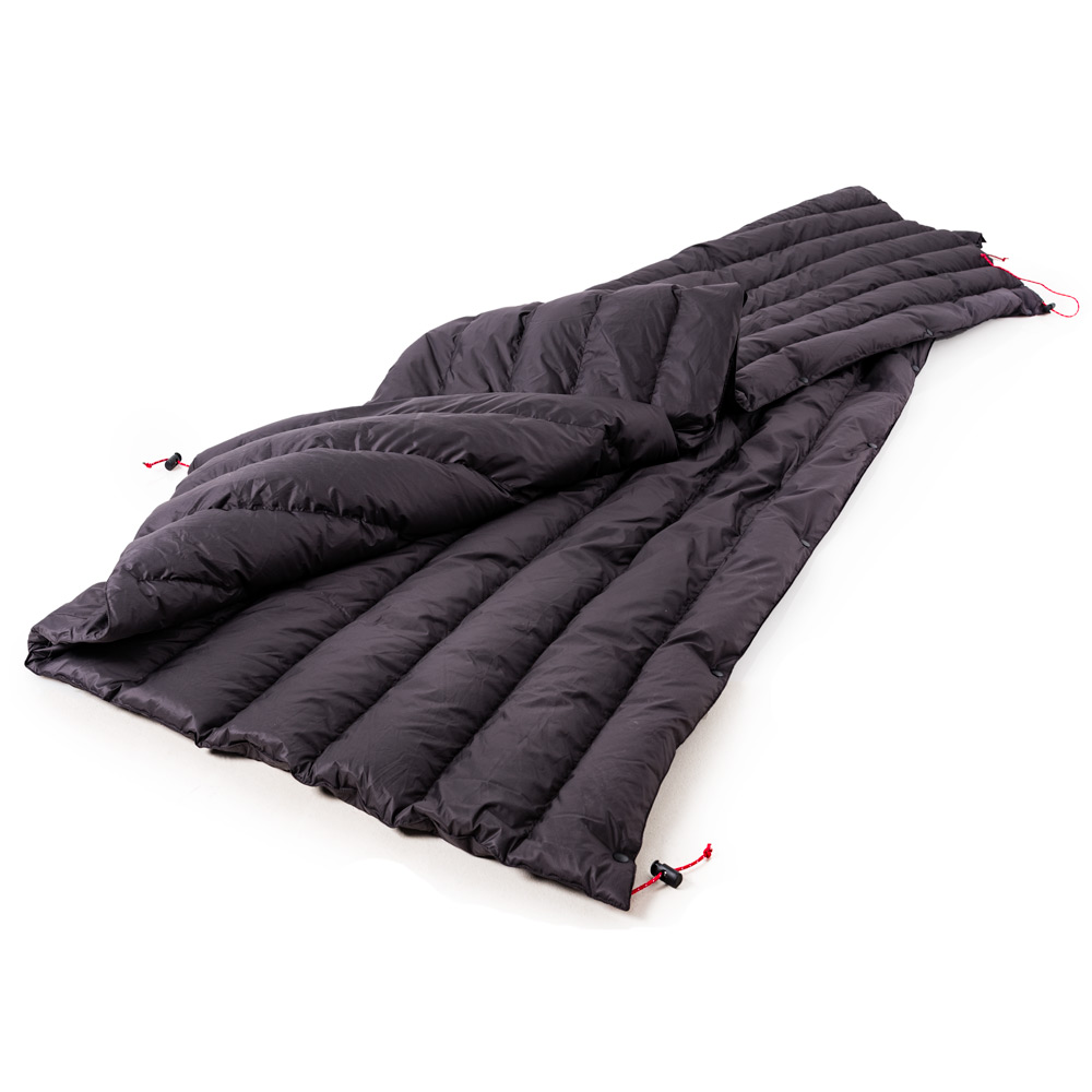 photo: Alpkit Cloud Cover top quilt