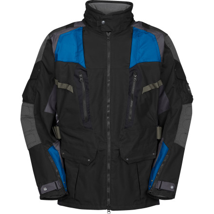 photo: The North Face Steep Tech Agency Jacket snowsport jacket