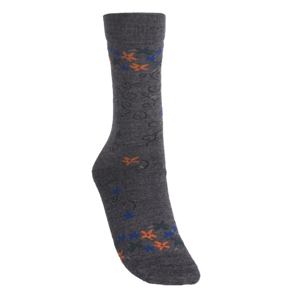 photo: Goodhew Winding Floral sock