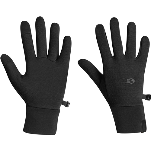 photo: Icebreaker Realfleece Glove fleece glove/mitten