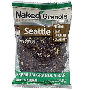 photo: Naked Granola Granola Cookies - Seattle nutrition bar