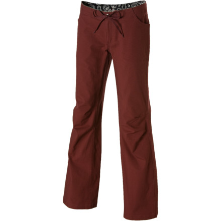 photo: Patagonia Escala Pants climbing pant
