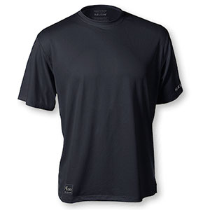 photo of a Haeleum short sleeve performance top