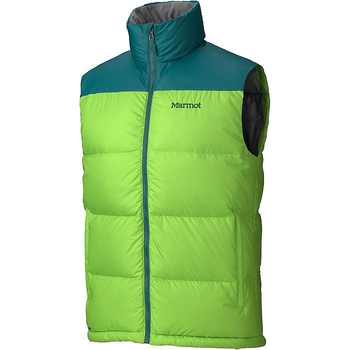 photo: Marmot Guides Down Vest down insulated vest
