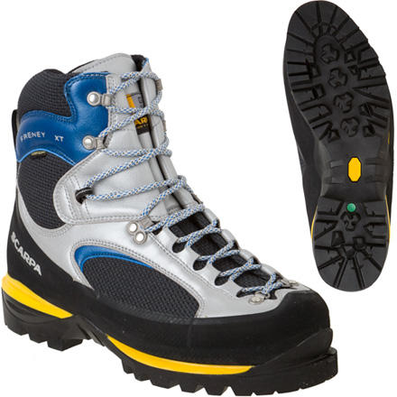 photo: Scarpa Freney XT GTX mountaineering boot
