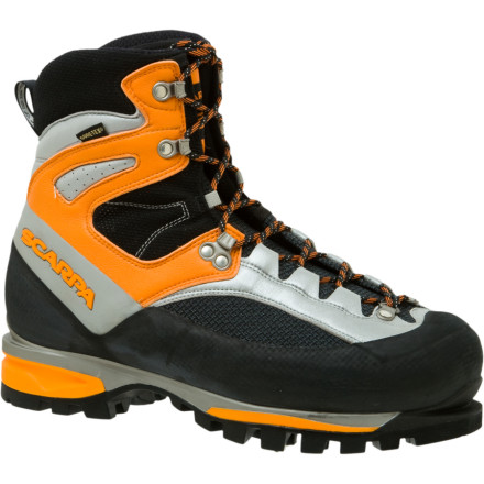 photo: Scarpa Jorasses Pro GTX mountaineering boot