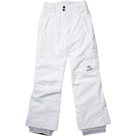 photo: Rossignol Girls' Cargo Pant snowsport pant