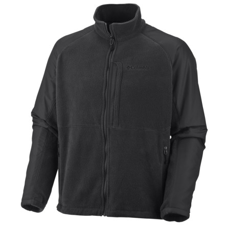 photo: Columbia Ten Trail III Fleece fleece jacket