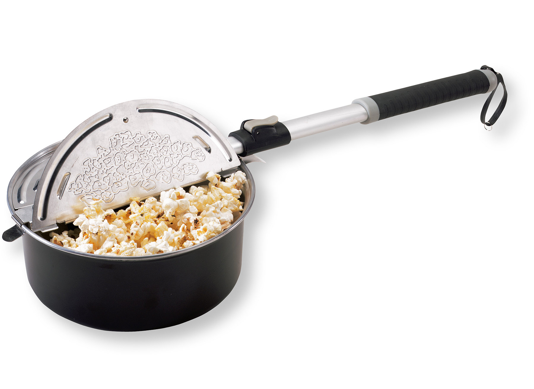 photo: L.L.Bean Campfire Popcorn Set cookware