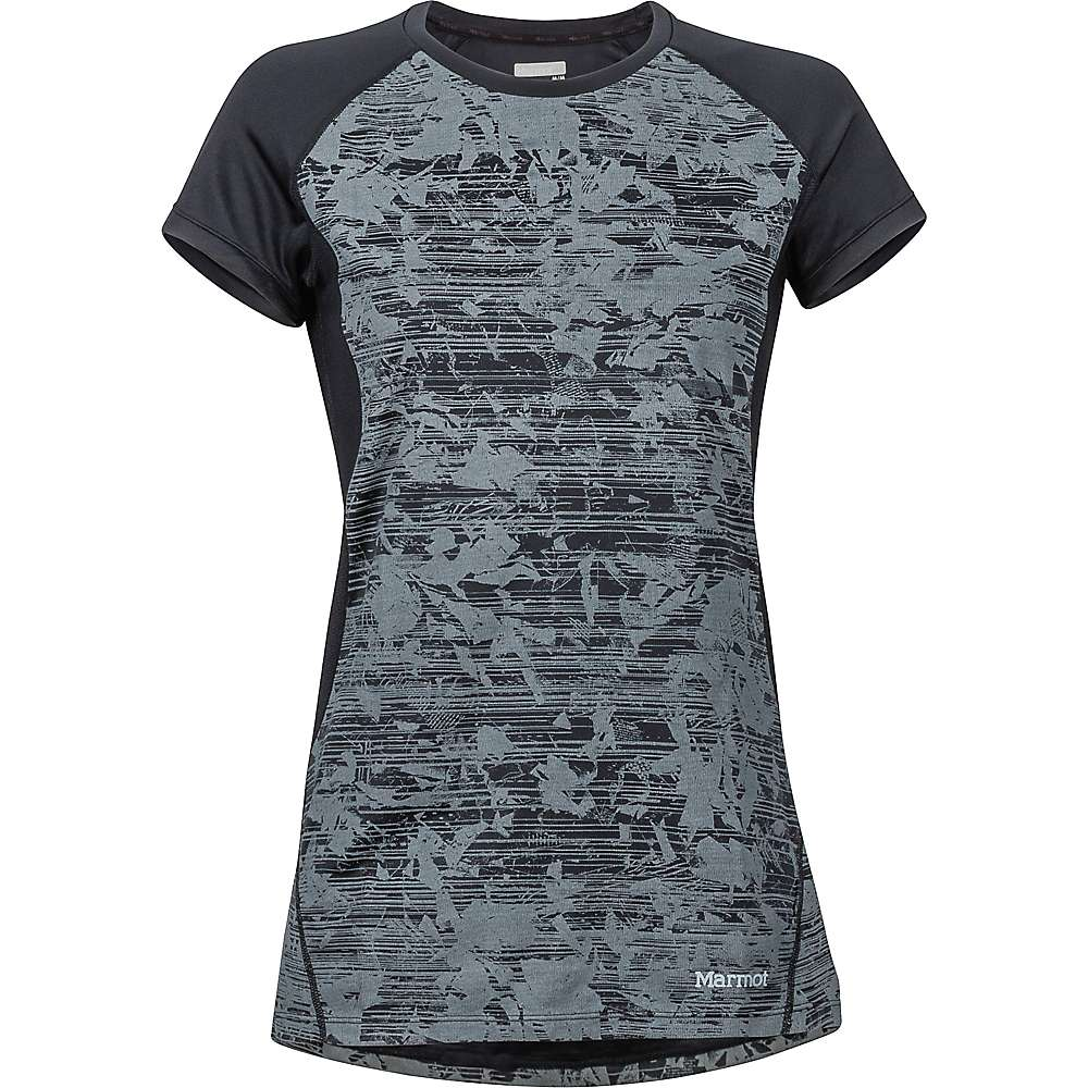 photo: Marmot Crystal Short Sleeve Shirt short sleeve performance top