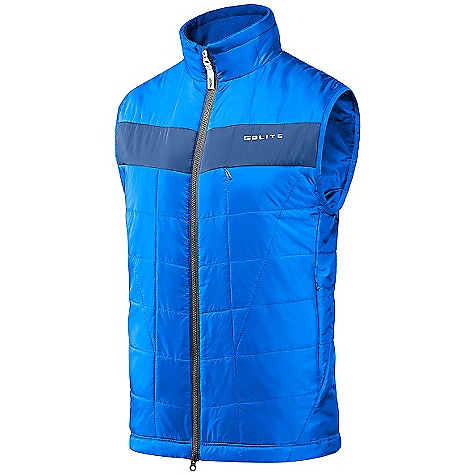 photo: GoLite Men's Cady Synthetic Vest synthetic insulated vest