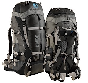 photo: Mile High Mountaineering Divide 55 weekend pack (3,000 - 4,499 cu in)