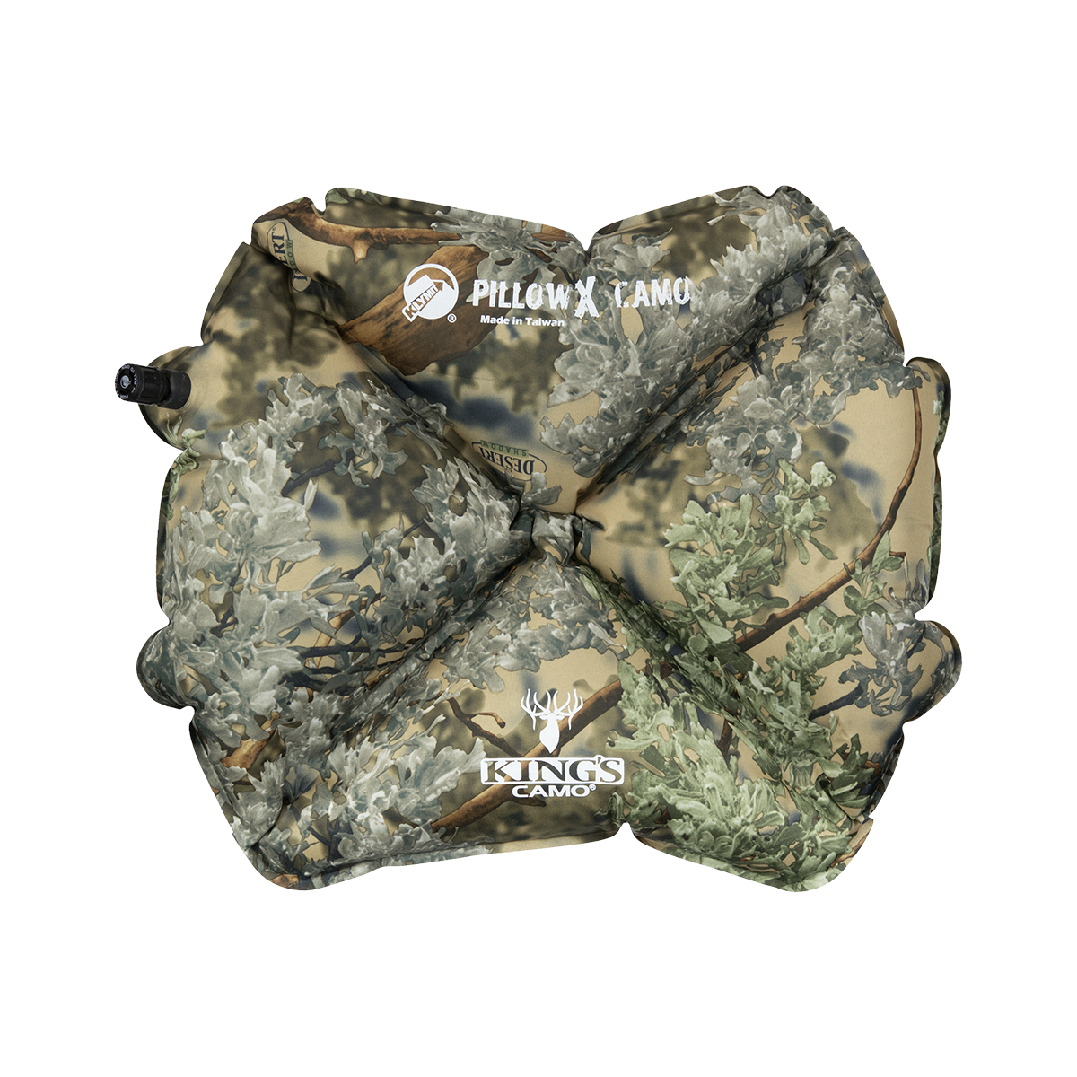 Klymit Pillow X Kings Camo