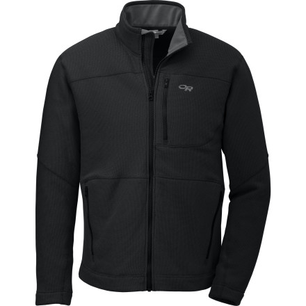 photo: Outdoor Research Haven Fleece Jacket fleece jacket