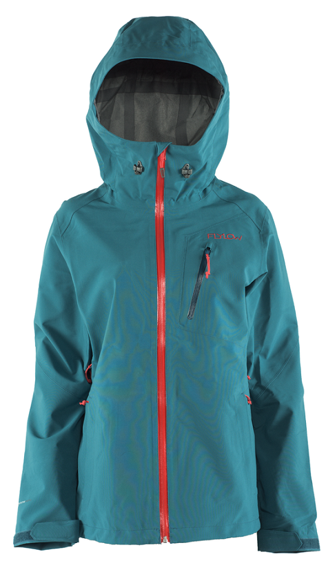 photo: Flylow Gear Vixen Jacket waterproof jacket