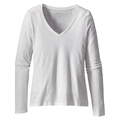 Patagonia Long-Sleeved Necessity V-Neck