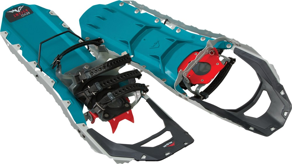 photo: MSR Women's Revo Ascent hiking snowshoe