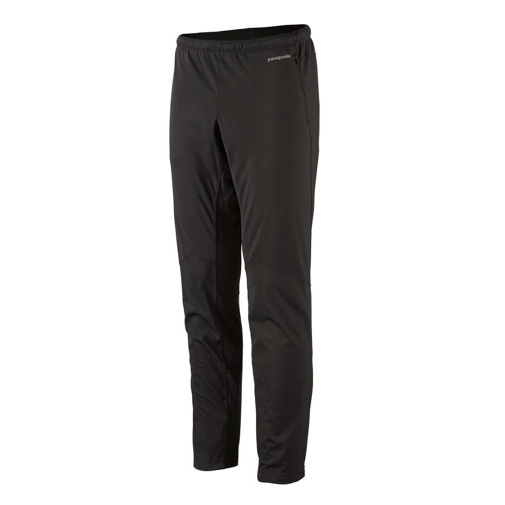 photo: Patagonia Wind Shield Hybrid Soft Shell Pants soft shell pant