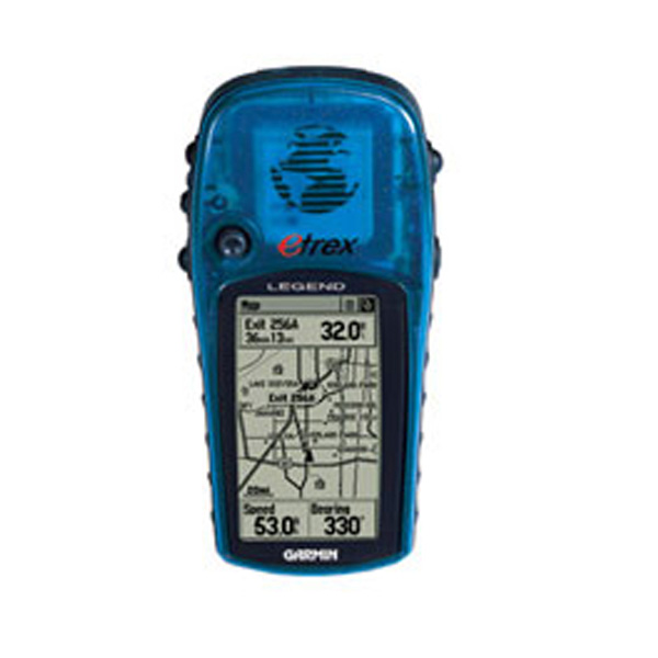photo: Garmin eTrex Legend handheld gps receiver
