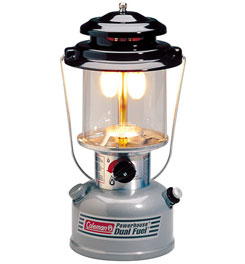 Coleman Dual Fuel 2 Mantle 285 Lantern