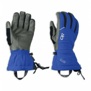 photo: Outdoor Research Men's Southback Gloves insulated glove/mitten