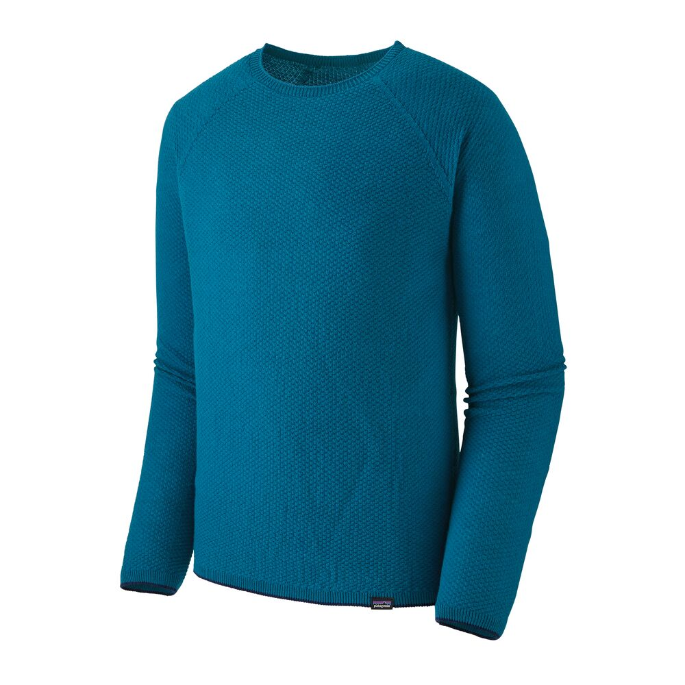 photo: Patagonia Men's Capilene Air Crew base layer top