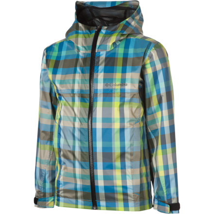 Columbia Splash Maker Rain Jacket