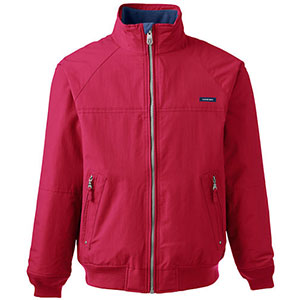 photo: Lands' End Classic Squall Jacket jacket