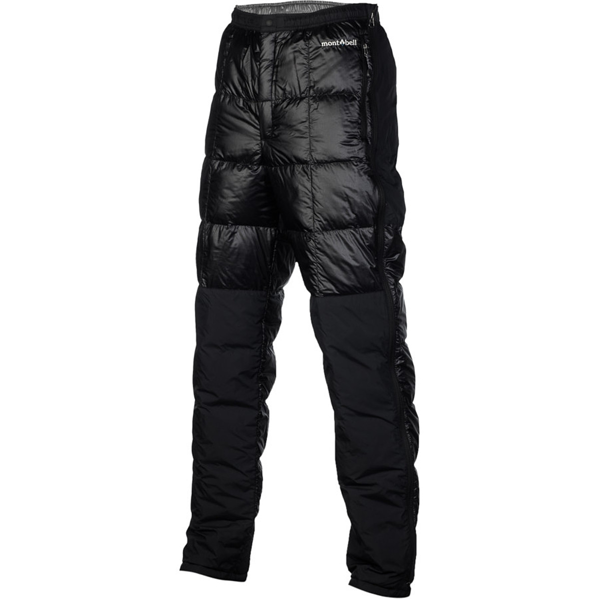 photo: MontBell Men's U.L. TEC Down Pant down insulated pant