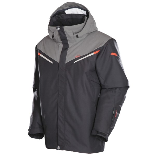 photo: Rossignol Ride Jacket synthetic insulated jacket
