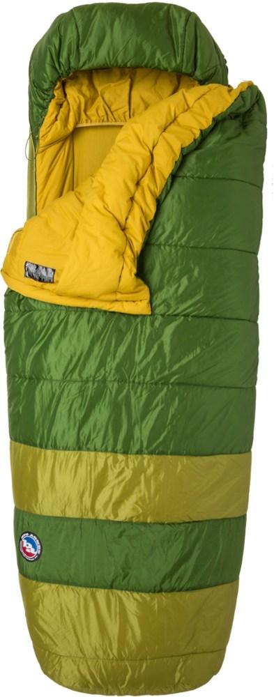 photo: Big Agnes Echo Park 20 3-season synthetic sleeping bag