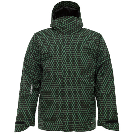 photo: Burton Launch Jacket synthetic insulated jacket