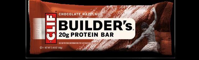 Clif Builder's Chocolate Hazelnut