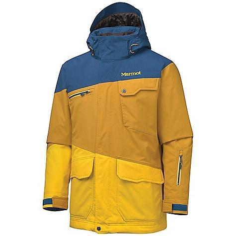 photo: Marmot Space Walk Jacket synthetic insulated jacket