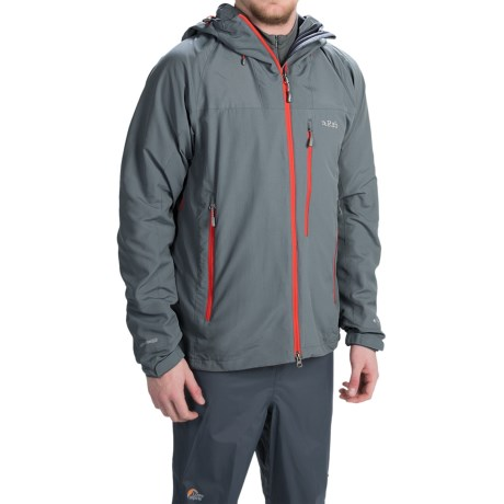 photo: Rab Men's Vapour-Rise Jacket soft shell jacket