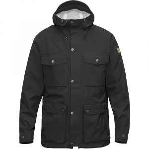photo: Fjallraven Ovik Eco-Shell waterproof jacket
