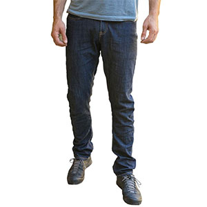 photo of a Boulder Denim climbing pant