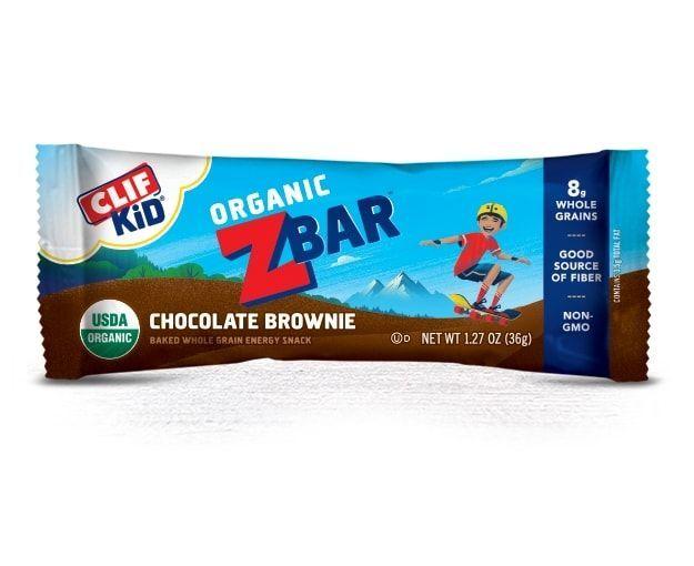 photo: Clif ZBar nutrition bar