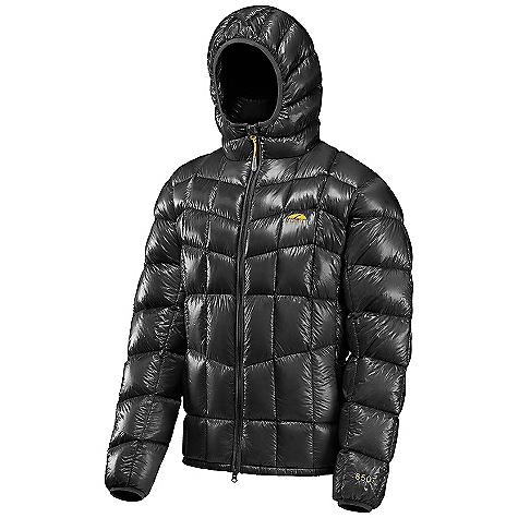 photo: GoLite Bitterroot down insulated jacket