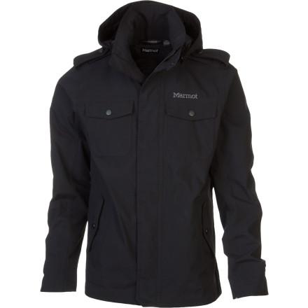 photo: Marmot West Brook Jacket waterproof jacket