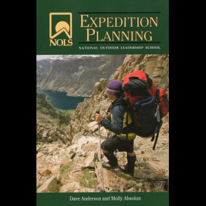 photo: NOLS Expedition Planning camping/hiking/backpacking book
