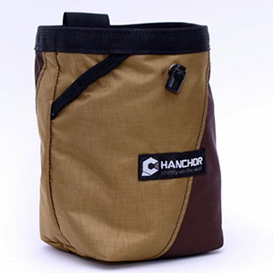photo of a Hanchor chalk bag