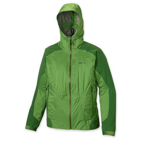 photo: Patagonia Men's Stretch Metabolic Jacket waterproof jacket
