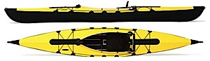 photo: Folbot Kodiak folding kayak
