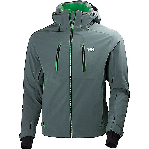 photo: Helly Hansen Alpha 2.0 Jacket snowsport jacket